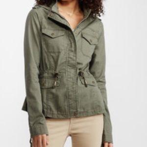 Aeropostale Jackets & Coats - Aeropostale Olive Green Utility Jacket XS